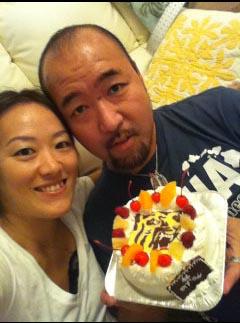タイガーズのケーキ