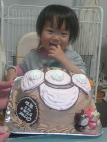 アンパンマンのキャラクター 顔型立体 ケーキ マスコット