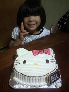 キャラクターの顔型 立体ケーキ