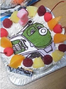 キャラクター ケーキ チャギントン ココ