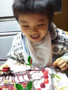 ゴードン、ジェームスのケーキ