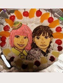 仮面ライダーエグゼイド、龍騎のキャラクターケーキ