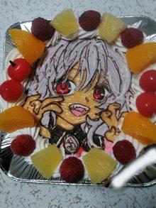 レミリアフランドールのキャラケーキ