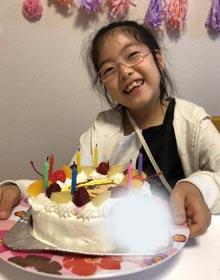 不思議な国のアリスのキャラケーキ、ご家族のお誕生日