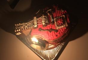 ギターの立体ケ−キ
