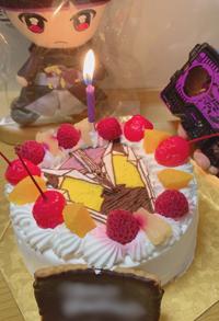 仮面ライダーゼロワンのキャラケーキ