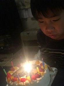 鬼滅の刃無一郎と義勇のケーキ