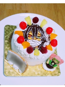 鬼滅の刃誕生日ケーキ.JPG