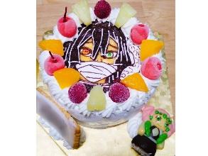 おばみつのケーキ