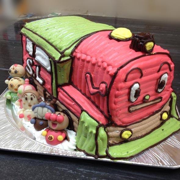 立体キャラクターケーキ 写真ギャラリー 通販のキャラケーキcom