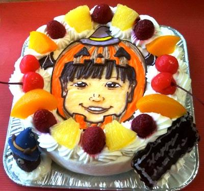 キャラクターケーキは生クリーム、最短3日でお届け!通販の ...