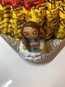 鬼滅の刃のキャラのマスコット人形