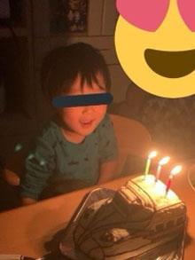 のぞみだぁぁぁぁああ!と顔を真っ赤にして満面の笑みで喜んでくれました!(新幹線:N700Sの立体ケーキ)(乗物立体ケーキ)